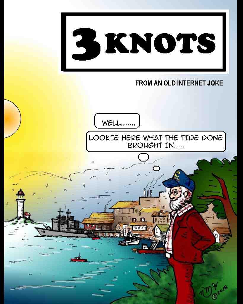 3 KNOTS - page 1